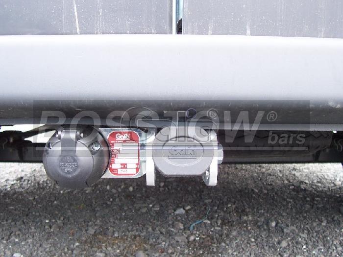 Anhängerkupplung für Peugeot-Boxer Kasten, Bus, alle Radstände L1, L2, L3, L4, XL, Baureihe 2006-2010  horizontal
