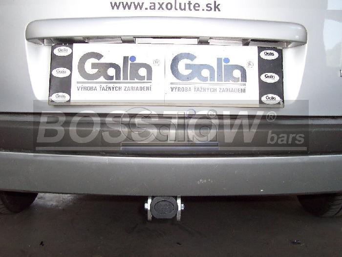 Anhängerkupplung für Renault-Megane Kombi, Baureihe 2003-2009  horizontal