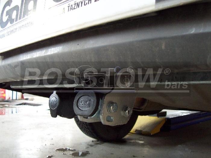 Anhängerkupplung für Renault-Thalia Stufenheck, Baureihe 1999-  horizontal