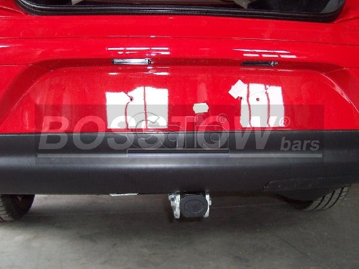 Anhängerkupplung Seat-Cordoba Limousine, Baureihe 2003- Ausf.:  horizontal