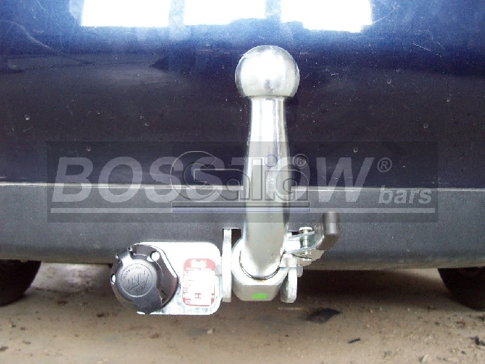Anhängerkupplung Seat Cordoba Limousine, Baureihe 1999-2002  horizontal