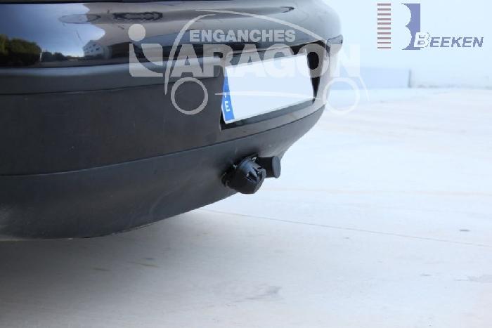 Anhängerkupplung Seat-Leon Fließheck Typ 1M 1MO, nicht Cupra, Topsport, FR, Baureihe 2000-2005