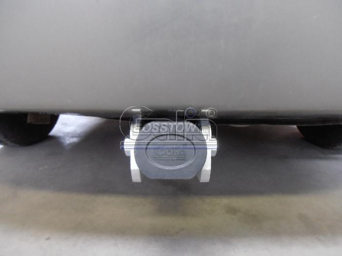 Anhängerkupplung für Skoda-Fabia Limousine, nicht GT, Baureihe 2001-2007  horizontal