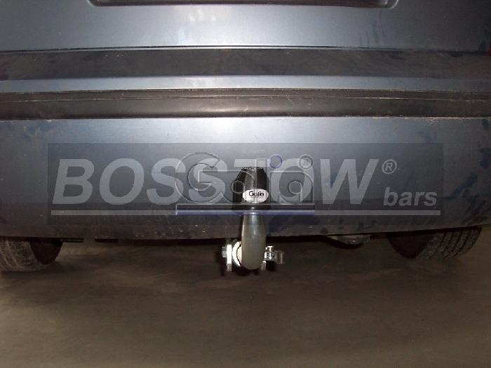Anhängerkupplung Skoda-Superb Superb I Limousine, Baureihe 2001-2008 Ausf.:  horizontal