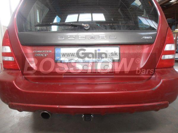 Anhängerkupplung Subaru-Forester, Baureihe 1997-2001,