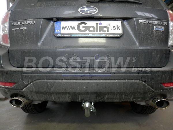 Anhängerkupplung Subaru-Forester, Baureihe 2008-2012,