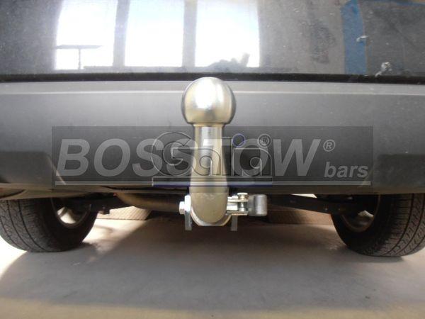 Anhängerkupplung Subaru-Legacy Limousine, BM, BR, Baureihe 2009- Ausf.:  horizontal