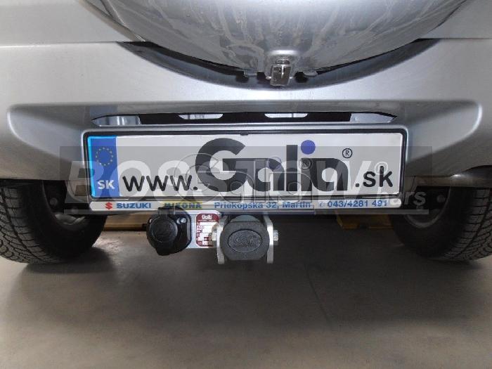Anhängerkupplung Suzuki-Grand Vitara 5trg. , Baureihe 2005-