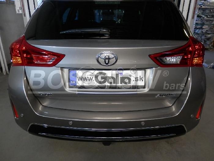 Anhängerkupplung Toyota Auris Touring Sports, Baureihe 2013-  horizontal