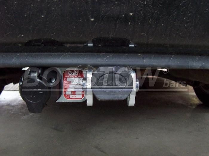 Anhängerkupplung Toyota Avensis T25, Kombi, Baureihe 2003-2009  horizontal