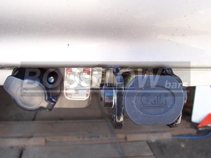 Anhängerkupplung für VW-Golf IV Limousine, nicht Syncro / 4-Motion, Baureihe 1997-  horizontal