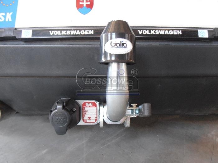 Anhängerkupplung für VW-Golf VI Plus, Baureihe 2008-  horizontal