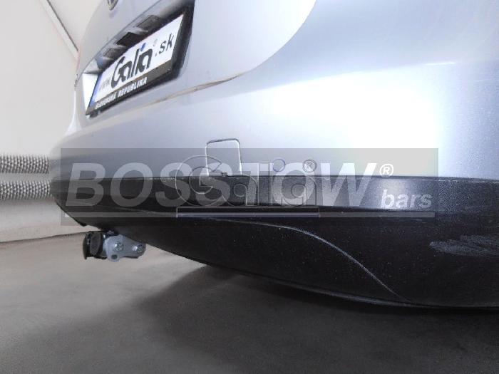 Anhängerkupplung VW Passat 3c, incl. 4-Motion, Limousine, Baureihe 2005-2010  horizontal