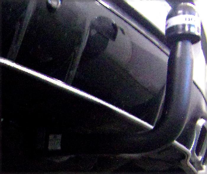 Anhängerkupplung Mercedes-AMG-AMG C63 S Cabrio A205 Ausführung C63 S, nur für Heckträgerbetrieb, Baureihe 2018- Ausf.:  vertikal