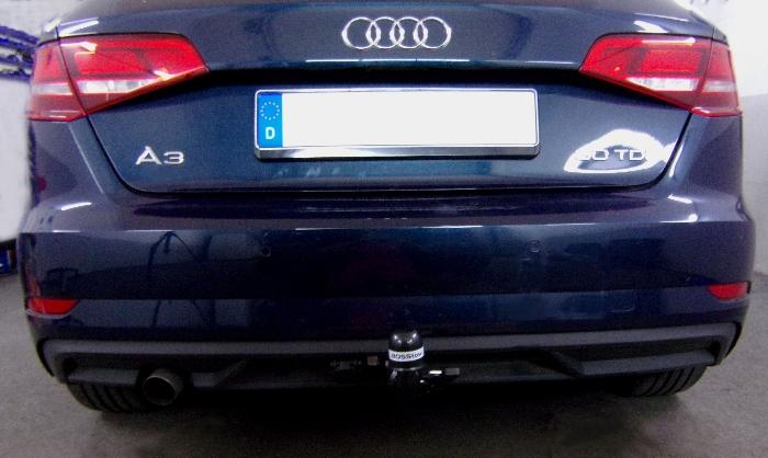 Anhängerkupplung Audi-A3 5-Türer Sportback, Baureihe 2020- Ausf.:  horizontal