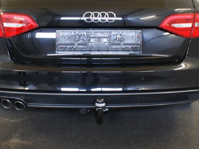 Anhängerkupplung Audi-A4 Avant nicht Quattro, nicht RS4 und S4, speziell S-Line, Baureihe 2012-2015