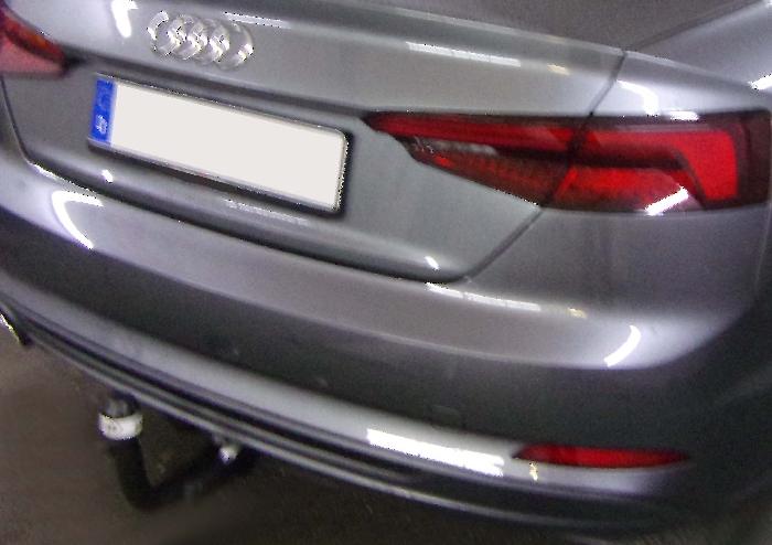 Anhängerkupplung für Audi-A5 Cabrio, Baureihe 2017-  vertikal