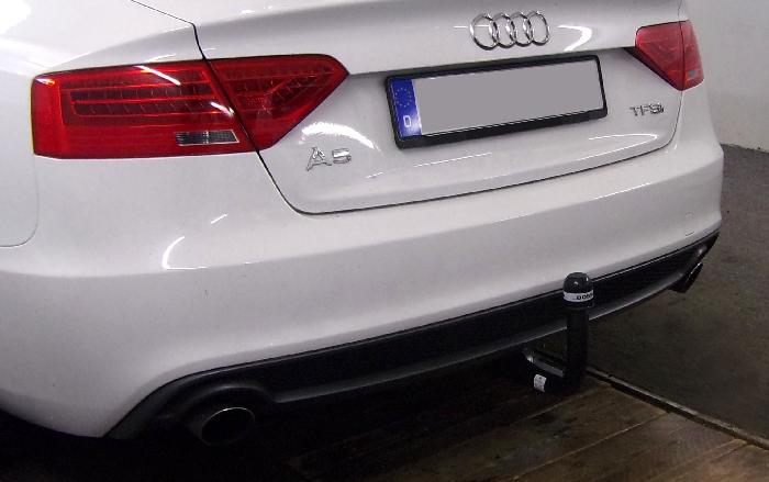 Anhängerkupplung für Audi-A5 Sportback, Baureihe 2009-2016  vertikal