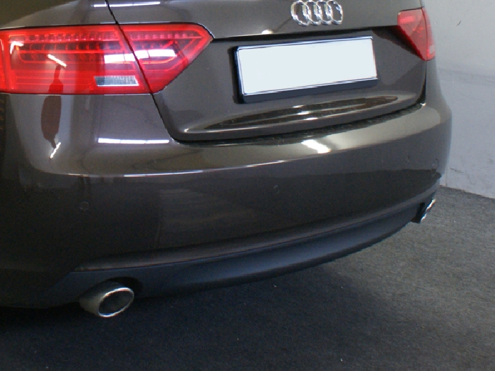 Anhängerkupplung für Audi-A5 Coupé, Baureihe 2007-2016  vertikal