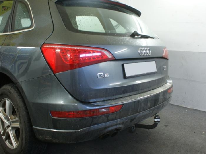 Anhängerkupplung für Audi-Q5, Baureihe 2008-2017  feststehend