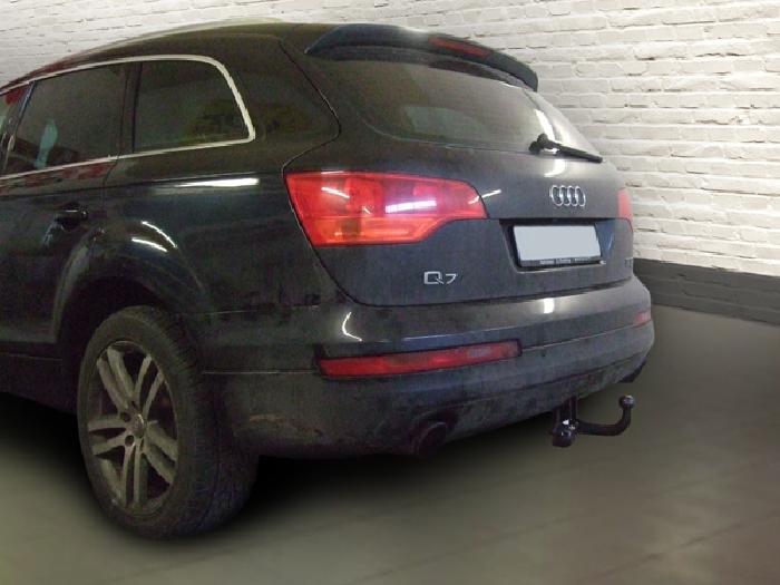 Anhängerkupplung Audi-Q7, Baureihe 2006-2015  feststehend