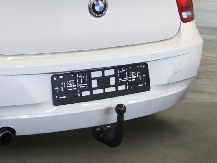 Anhängerkupplung für BMW-1er F20, Baureihe 2011-2014  vertikal
