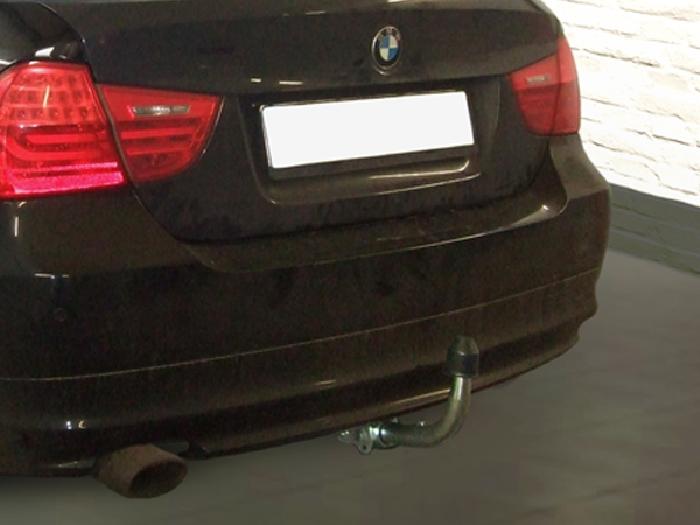 Anhängerkupplung BMW 3er Limousine E90, Baureihe 2010-  horizontal