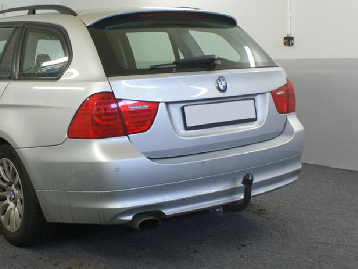 Anhängerkupplung für BMW-3er Touring E91, Baureihe 2010-  feststehend