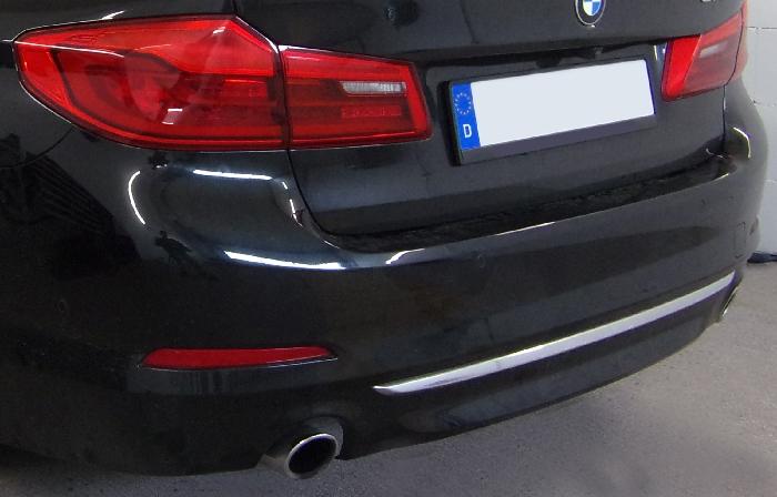 Anhängerkupplung BMW-5er Limousine G30, speziell 530e, nur für Heckträgerbetrieb, Baureihe 2017-2019 Ausf.:  schwenkbar