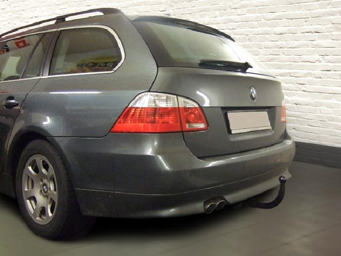 Für BMW 5er E61 Touring Anhängerkupplung abnehmbar ABE
