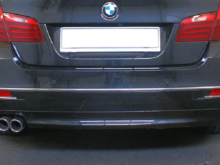 Anhängerkupplung für BMW-5er Limousine F10, Baureihe 2010-2014  vertikal