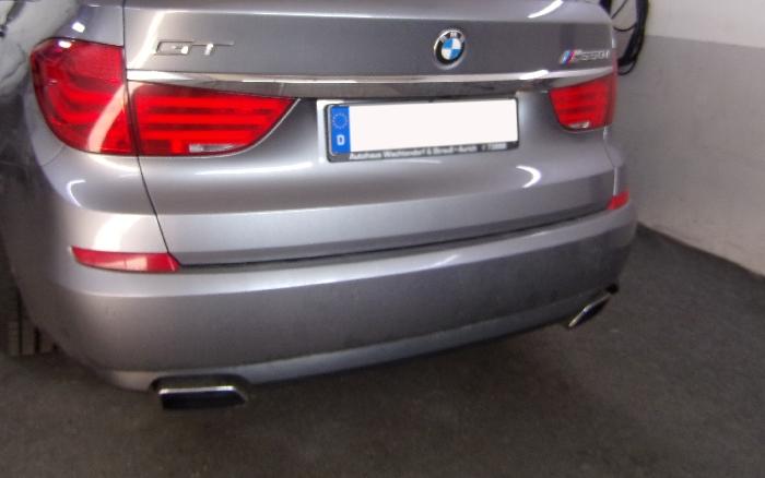 Anhängerkupplung BMW 5er GT F07, Baureihe 2009-2013  vertikal