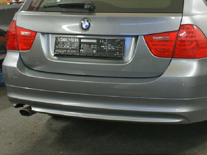 Anhängerkupplung für BMW-3er Coupe E92, Baureihe 2006-  vertikal