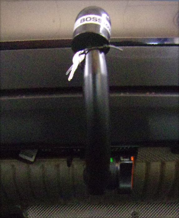 Anhängerkupplung MINI-Countryman SE F60 Countryman, Allrad, auch mit Fußsensor, nur für Heckträgerbetrieb, Baureihe 2017-2020 Ausf.:  vertikal