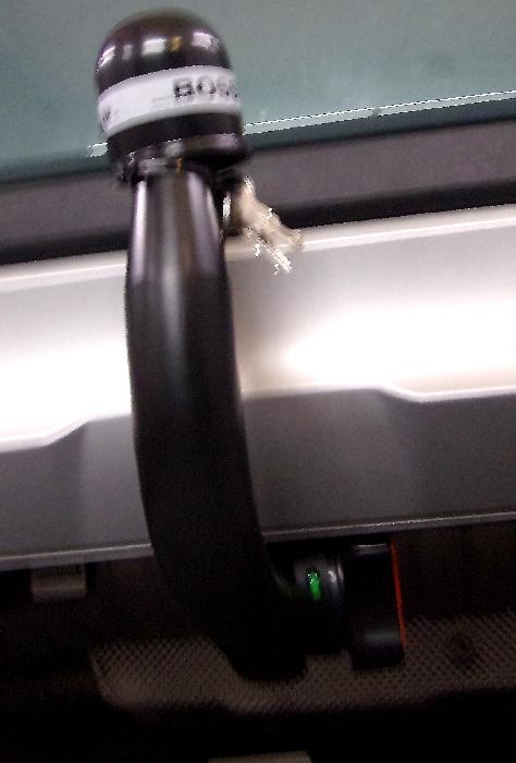 Anhängerkupplung MINI-Countryman R60 Countryman, Baureihe 2010-2017 Ausf.:  horizontal