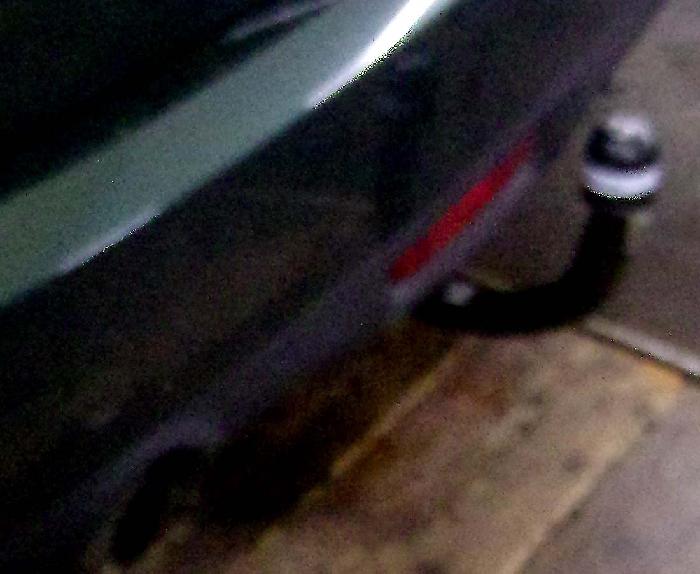 Anhängerkupplung MINI-One, One D, Cooper F56 One nur 3-türig, Fzg. ohne Anhängelastfreigabe, nur für Heckträgerbetrieb, Baureihe 2013- Ausf.:  vertikal