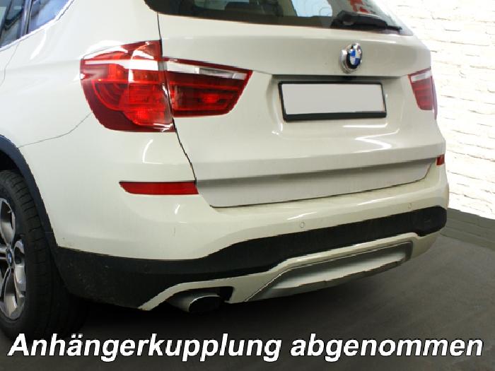 Anhängerkupplung für BMW-X3 F25 Geländekombi, Baureihe 2014-  vertikal