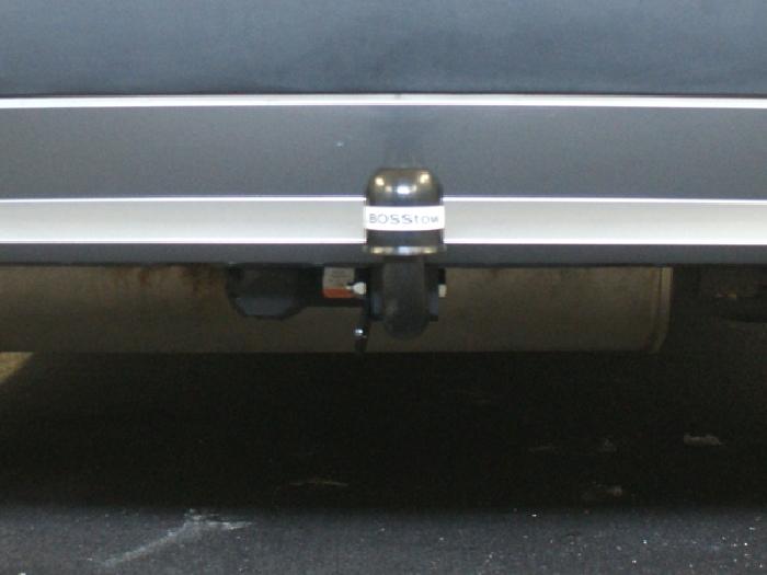 Anhängerkupplung für BMW-X3 F25 Geländekombi, Baureihe 2010-2014  feststehend