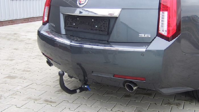Anhängerkupplung Cadillac-CTS Sport Wagon, Baureihe 2009-