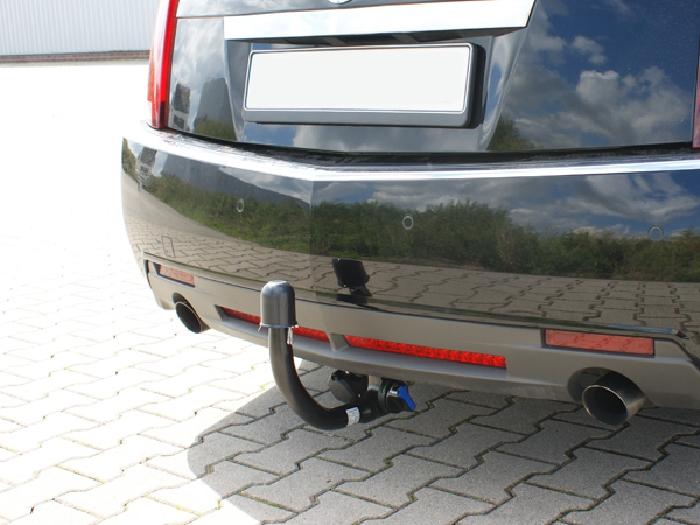 Anhängerkupplung Cadillac-CTS Limousine, Baureihe 2007-2013 Ausf.:  vertikal