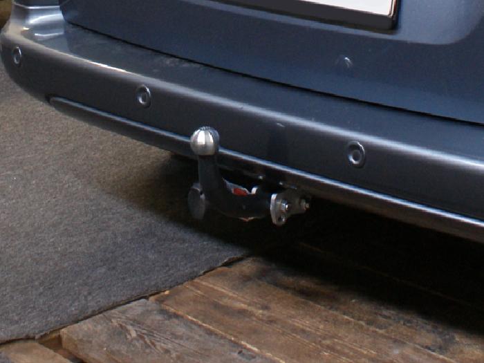 Anhängerkupplung Peugeot-Partner Kasten/ Bus/ Kombi, Gesamtlänge: 4628mm, Baureihe 2008-2018 Ausf.:  feststehend
