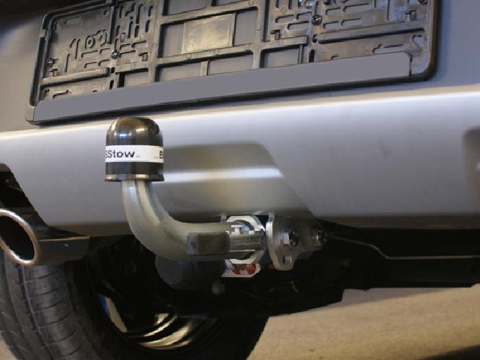Anhängerkupplung für Dacia-Sandero Stepway, Baureihe 2017-  horizontal