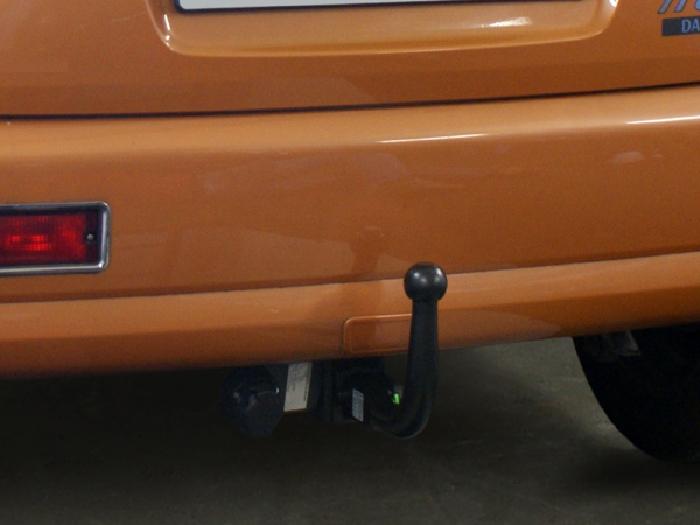 Anhängerkupplung Daihatsu Trevis, Baureihe 2006-  horizontal