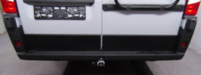 Anhängerkupplung Fiat-Ducato Kasten, Bus, alle Radstände L1, L2, L3, L4, XL, Baureihe 2014- Ausf.:  feststehend