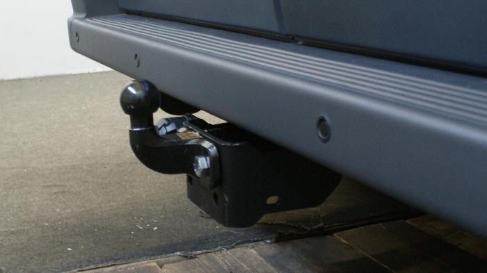 Anhängerkupplung Peugeot-Boxer Kasten, Bus, spez. 4x4, alle Radstände, Baureihe 2011-2014 Ausf.:  feststehend