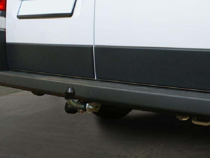Anhängerkupplung Peugeot-Boxer Kasten, Bus, alle Radstände L1, L2, L3, L4, XL, Baureihe 2014- Ausf.:  feststehend