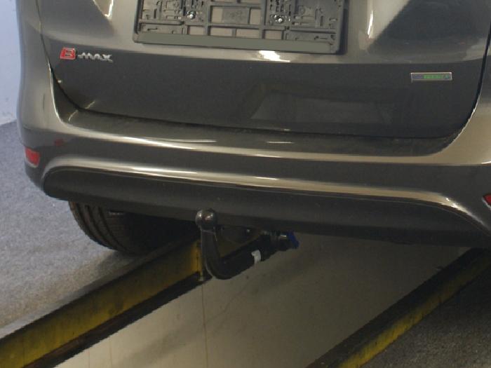 Anhängerkupplung Ford B-Max, Baureihe 2012-  vertikal