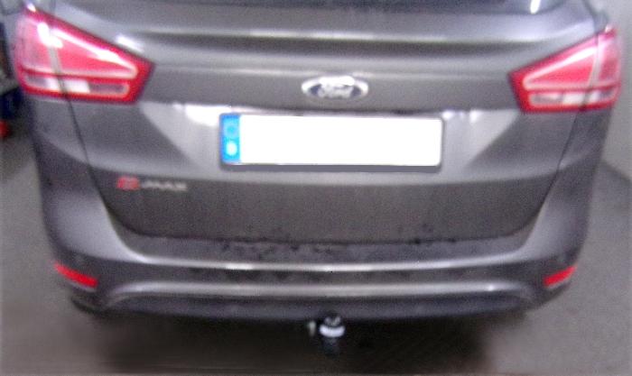 Anhängerkupplung Ford B-Max, Baureihe 2012-  feststehend