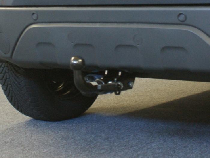 Anhängerkupplung Ford-EcoSport JK8, ohne Reserverad an der Heckklappe (vorab prüfen ob Fzg. Für AHK freigegeben), Baureihe 2013-2017