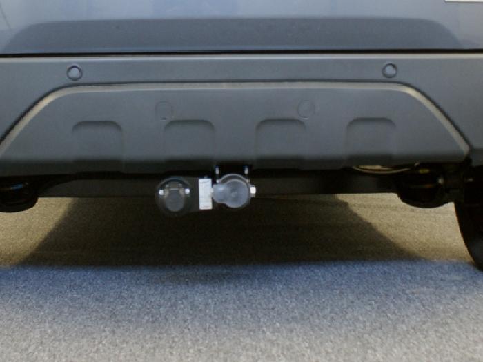 Anhängerkupplung Ford EcoSport JK8, ohne Reserverad an Heckklappe (nur Fzg. m. AHK-Freigabe), Baureihe 2013-2017  horizontal